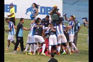 Confira as cobranças de penalidades de Paysandu 0 (4) x 0 (2) Águia - Confira as cobranças de penalidades de Paysandu 0 (4) x 0 (2) Águia