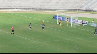 Botafogo-PB 3 x 0 Paraíba - Sem dificuldades, Belo goleia no Almeidão.