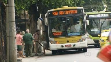 Nova etapa de mudanças nas linhas de ônibus, da Zona Sul do Rio - Uma linha acabou, Sete mudaran o itinerário e duas foram criadas. A população reclama da falta de informações sobre as mudanças.