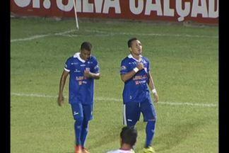 Flamel marca um bonito gol diante do Fast - Flamel marca um bonito gol diante do Fast
