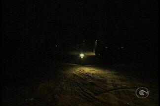 Escuridão provoca insegurança pelos bairros de Petrolina - Confira como está o cronograma de iluminação nos bairros de Petrolina