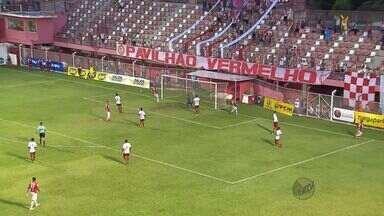 Boa Esporte não consegue segurar o Villa Nova-MG e perde por 3 a 0 em Nova Lima (MG) - Boa Esporte não consegue segurar o Villa Nova-MG e perde por 3 a 0 em Nova Lima (MG)