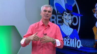 Maurício Saraiva comenta atuação do Grêmio no jogo contra o Glória - Assista ao comentário.
