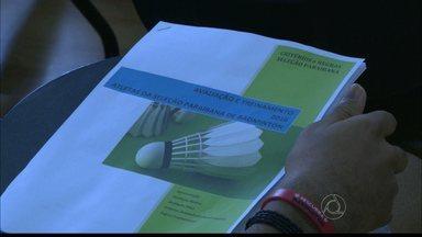 Seleção Paraibana de Badminton é apresentada para a temporada de 2016 - Seleção Paraibana de Badminton é apresentada para a temporada de 2016, mas atletas ainda passarão por exames de habilitação.
