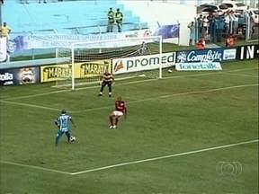 Crac e Atlético-GO empatem sem gols no Genervino da Fonseca - Em jogo adiado, Leão do Sul e Dragão não saem do 0 a 0