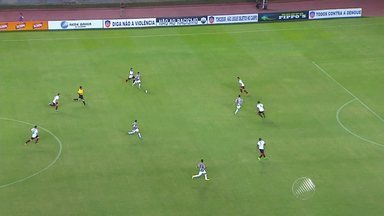 Fluminense de Feira surpreende o Vitória e toma a vice liderança do Baianão - Veja como foi a quarta rodada do campeonato.