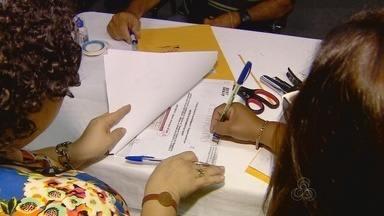 Licitação para transporte alternativo e executivo é realizada em Manaus - Processo está na segunda fase.