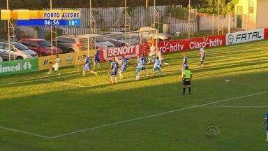 Esporte: Cruzeiro e Lajeadense empatam pelo Gauchão - Assista ao vídeo.