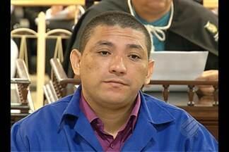 Primeiro julgamento do caso Raimundo Lucier condena envolvido a 8 anos de prisão - Tribunal do Júri condenou o mototaxista acusado de dar fuga ao atirador do professor Raimundo Lucier.