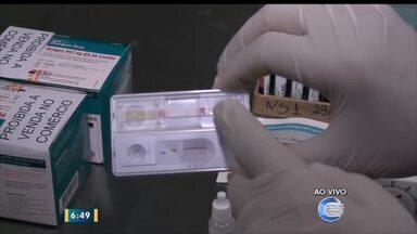 Teste rápido para a dengue começa a ser realizado no Piauí - Teste rápido para a dengue começa a ser realizado no Piauí