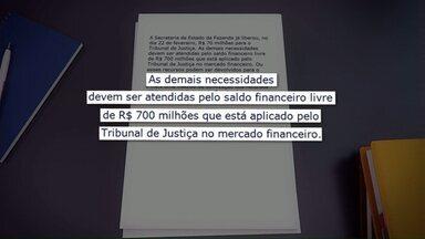 Funcionários do poder judiciário do Paraná não receberam o salário de fevereiro - O governo do estado não teria repassado o dinheiro do orçamento previsto para o pagamento dos salários.