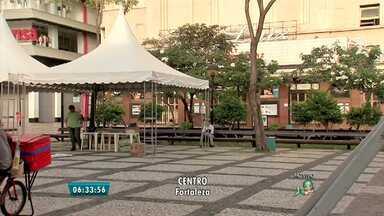 Praça do Ferreira tem programação para o Dia Internacional da Mulher - Veja a programação.