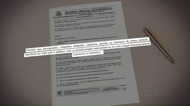 Funcionários denunciam desrespeito ao Código de Ética em São Miguel do Iguaçu - Funcionários afirmam que foram vítimas de perseguição.