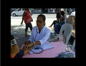 Dia das Mulheres é celebrado com atendimentos na área da saúde em Cabo Frio, no RJ - Atendimentos iniciaram na manhã desta terça-feira.