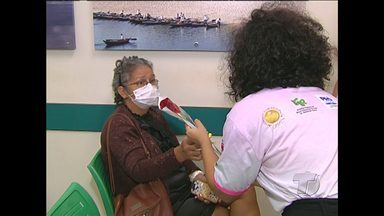 No dia da Mulher, casa de saúde da mulher e CTA fazem ação especial - Ação foi na manhã desta terça-feira (8) em Santarém.