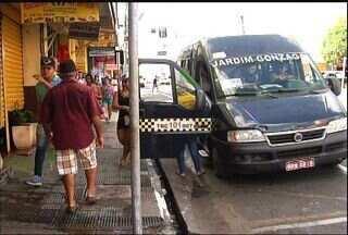 Empresas pedem anulação de licitação do transporte público em Juazeiro do Norte - Confira a reportagem de Monike Feitosa.
