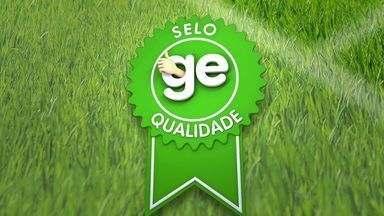 Luis Miguel, do Poconé, recebe o selo GE de qualidade - Luis Miguel, do Poconé, recebe o selo GE de qualidade