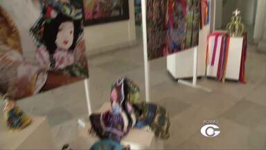 Museu Floriano Peixoto recebe exposição em homenagem ao Dia Internacional da Mulher - Na mostra, público pode conferir fotografias das damas da cultura popular de Alagoas são retratadas como patrimônios da história do estado.