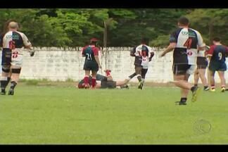 Na estreia do Mineiro de rugby, BH confirma favoritismo e bate Uberlândia - Neste fim de semana começou o campeonato mineiro de rugby e o time de Uberlândia recebeu o BH Rugby na estreia. Melhor para o time da capital mineira