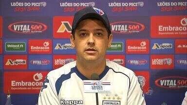 O que pensa Marquinhos Santos, novo técnico do Fortaleza? - Treinador foi apresentado nesta segunda-feira (7), no Pici.