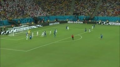 Veja o gol de Marchisio - Veja o gol de Marchisio.