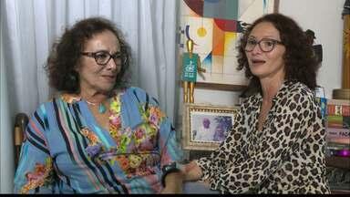 JPB2JP: Entrevista com as atrizes paraibanas Marcélia Cartaxo e Zezita Matos - As duas estão no elenco de Velho Chico.