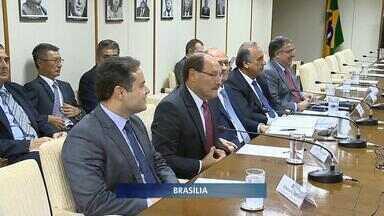Governo federal sugere desconto em dívidas para aliviar situação dos estados - Governadores ficaram de estudar as propostas.