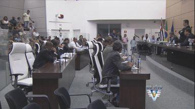 Votação de projeto de reforma administrativa é realizada nesta terça-feira em Guarujá - Projeto foi enviado pela prefeita de Guarujá Maria Antonieta para a Câmara de Vereadores.