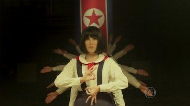 """Conheça essa novela da Coreia - A primeira dramaturgia que o Vídeo Show não cobre o """"Falha Nossa"""""""