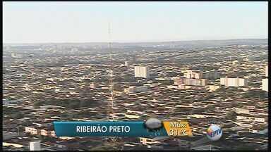 Confira a Previsão do Tempo para a região de Ribeirão Preto, SP, nesta quarta-feira (9) - Termômetros podem alcançar os 31ºC e deve chover durante a tarde e no começo da noite.