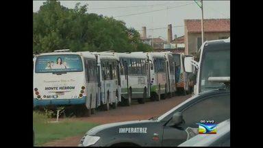 Ações da Operação Transporte Legal seguem em Imperatriz, MA - Em Imperatriz (MA), seguem as ações da Operação Transporte Legal, que fiscaliza irregularidades no transporte de passageiros.