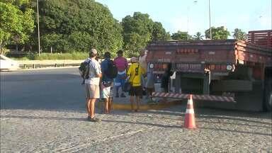 Detran da Paraíba não tem laboratório credenciado para exame toxicológico - Em todo o país só existem seis laboratórios, cinco em São Paulo e um no Rio de Janeiro.