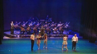 Concerto em homenagem às mulheres é realizado no Teatro Amazonas - Espetáculo aconteceu na noite de terça-feira (8).