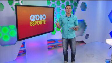 Veja a edição na íntegra do Globo Esporte Paraná de quarta-feira, 09/03/2016 - Veja a edição na íntegra do Globo Esporte Paraná de quarta-feira, 09/03/2016