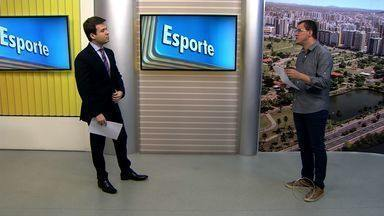 Thiago Barbosa apresenta as principais notícias do esporte sergipano - Thiago Barbosa apresenta as principais notícias do esporte sergipano.