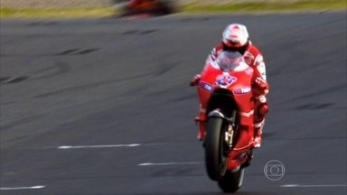 Ex-campeão da MotoGp, Casey Stoner, volta às pistas para ser piloto de teste da Ducati - O ex-campeão da MotoGp, Casey Stoner, volta às pistas para ser piloto de teste da Ducati