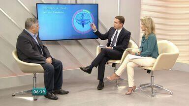 Psiquiatra do ES fala sobre como manter a saúde do cérebro - Essa é a semana internacional do cérebro