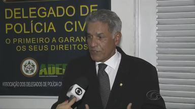 Polícia procura homem suspeito de comandar furtos em shoppings de Maceió - Delegado Robervaldo Davino fala sobre o assunto.