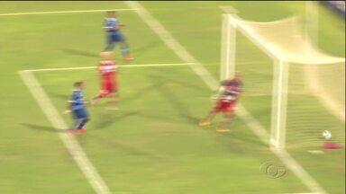 Após vencer o clássico, CSA apresenta reforço - Goleiro já integra o grupo azulino.