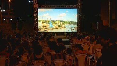 Rede Amazônica promove evento para exibir 1º capítulo de 'Velho Chico' - Trama começa a ser exibida nesta segunda-feira (14).