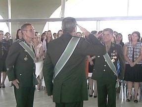 Comandante do CMA assume nova função em Brasília - Comandante vai passar o comando no próximo mês pra assumir outra função.