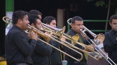 AM vai receber Festival Internacional de Instrumentos de Metal neste mês - Evento contará com concertos sinfônicos em Manaus.