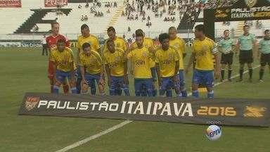 """Todas as vitórias da Ponte Preta foram com a camisa amarela - A """"cor amarela"""" parece """"dar sorte"""" a equipe durante as partidas."""