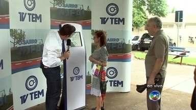 Confira como foi a votação no projeto 'O Bairro Ideal' nesta terça-feira em Rio Preto - Confira como foi a votação no projeto 'O Bairro Ideal' nesta terça-feira em Rio Preto, no Eldorado.