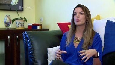 Psicóloga comenta situação da mãe quando o filho decide morar com o pai - Daniela Ervolino diz que mães devem evitar exposição de problemas familiares em redes sociais