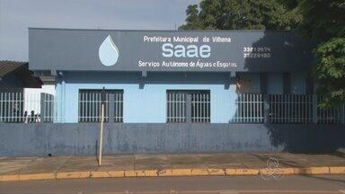 Em Vilhena, três são indiciados por suposto envolvimento no caso de corrupção no Saae - Advogado nega as irregularidades nos contratos, e afirma que irá esclarecer o contrato entre a Saae e a MWX.