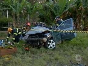 Morre adolescente vítima de acidente em Pirapozinho - Colisão já havia matado seis pessoas.
