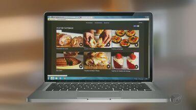 Tecnologia pode ser aliada na hora de cozinhar - Esse foi o tema do quadro 'Toque Tec' desta quinta.