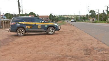 PRF inicia operação 'Semana Santa' nesta quinta na BR-163 em Santarém - Operação começa na meia noite de quinta (24) e segue até domingo (27). Segundo a PRF, o fluxo de veículos na estrada deve aumentar no período.