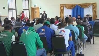 Audiência discute degradação de rio no interior do AM - Reunião foi em Manacapuru.